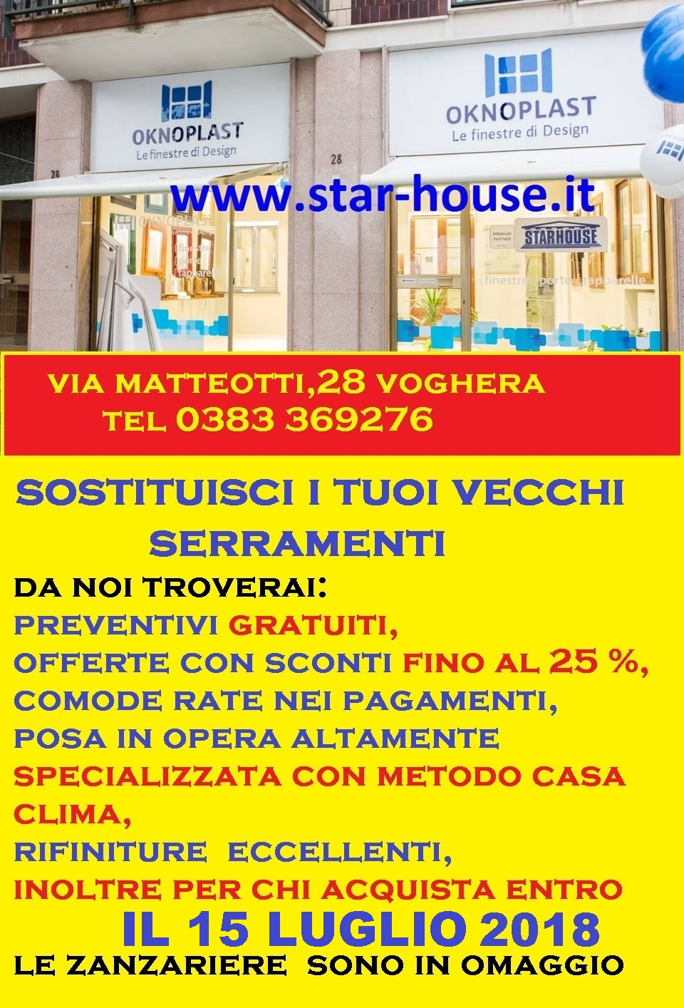 promozioneStarhouse